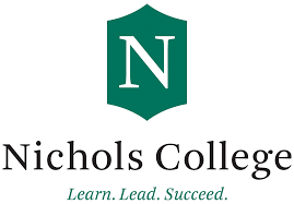 Nichols College logo.