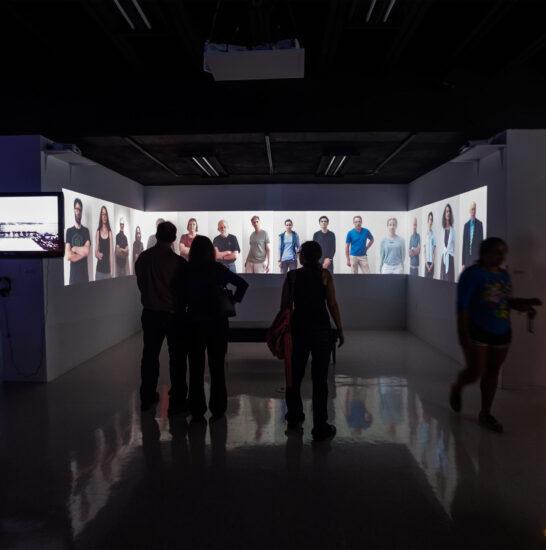 Art Exhibition.