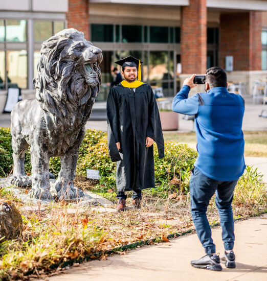 Lift a Lion photo 2