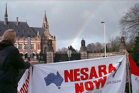 NESARA: The National Economic Security & Reformation Act