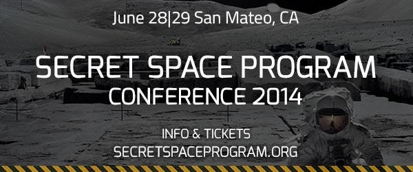 Secret Space Program Conference 2014