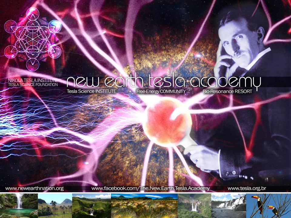 The New Earth Tesla Academy