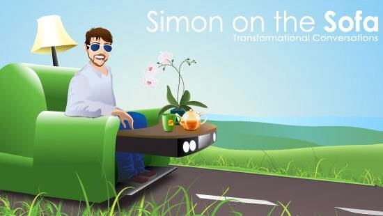 Greg Paul | New Earth Project Director | Simon on the Sofa hangout