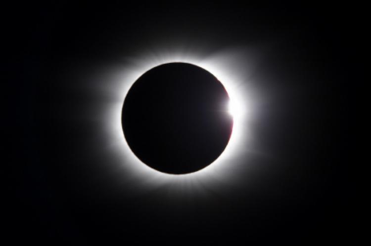 Mega Light, Use It! – Total Solar Eclipse Meditation