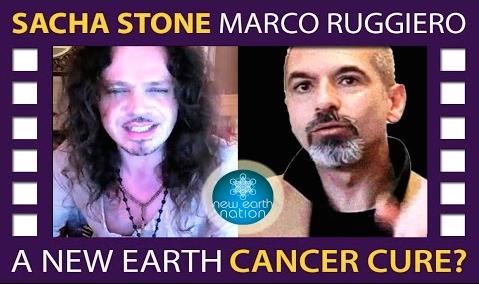 New Earth Cancer Cure: Sacha Stone speaks to Professor Marco Ruggiero