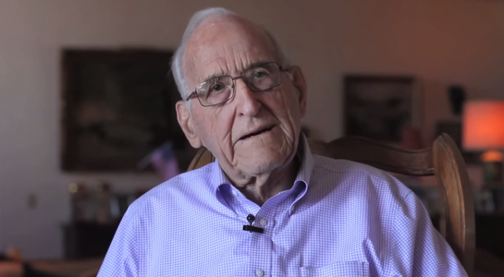 100 Year Old Vegan Heart Surgeon Retired At 95 – Here's Why He's Been A Vegan For 50 Years