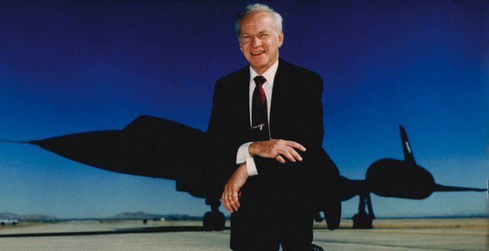2nd Director Of Lockheed Skunkwork's Shocking Comments About UFO Technology