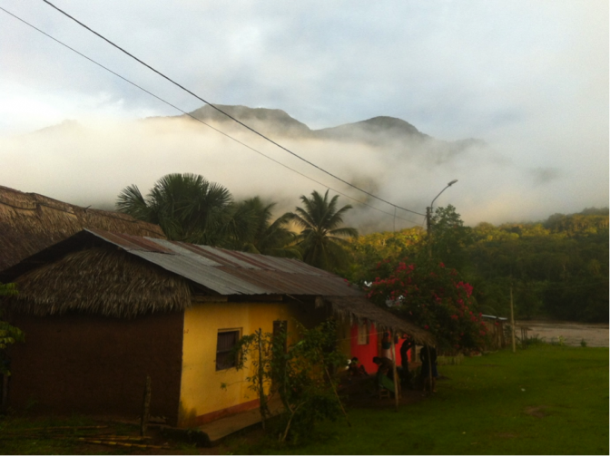 New Earth Peru Blog: Time to Get Started