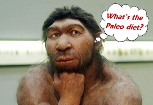 "Re-Thinking The ""Cave Man Diet"" (Paleo) – Were Our Ancestors Predominantly Vegetarian?"