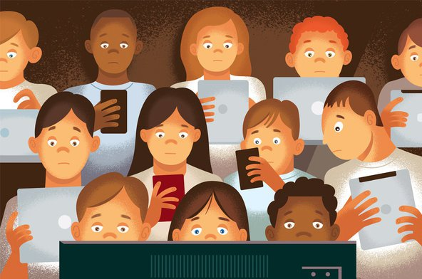What Screen Addiction Is Doing To Your Children