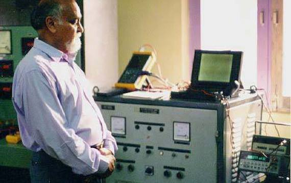 Former Director At Nuclear Power Corporation Of India Unveils Over Unity Generator