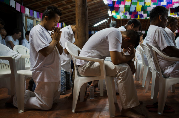 Brazil Is Giving Ayahuasca To Prison Inmates On Their Path To Redemption