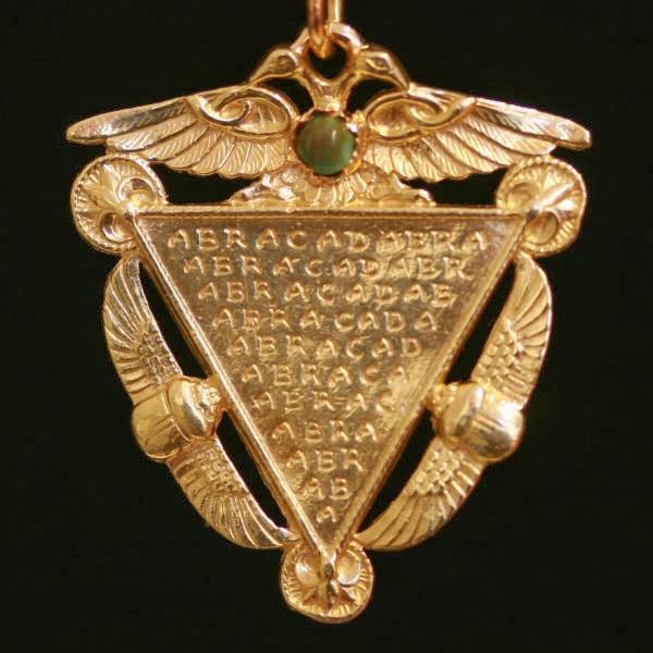 The Surprising Origin of Abracadabra