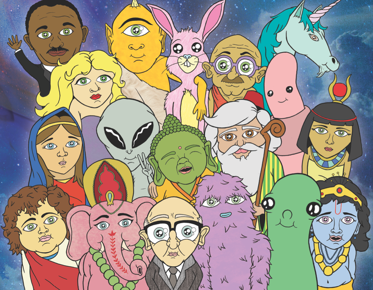 How 'The Muppet Babies' Inspired a Children's Book On Cosmic Consciousness