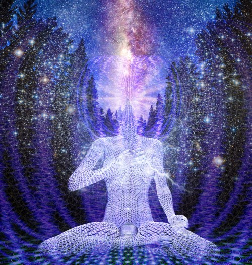 An Intense Visual Meditation to Experience Spiritual Renewal and Inner Peace