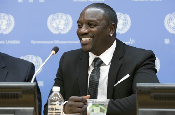 Rapper Akon Opens Academy to Provide Solar Power to 600 Million Africans