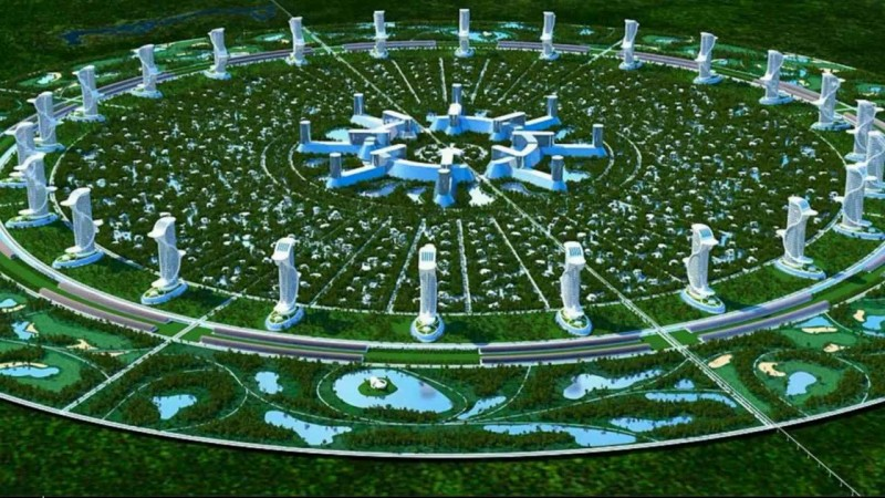 This Is What The Future Should Look Like: Jacque Fresco's The Venus Project