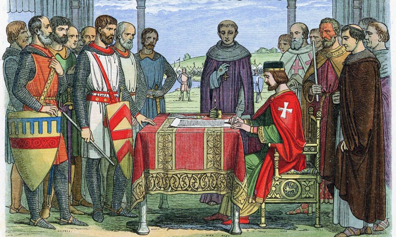 Happy Birthday Magna Carta