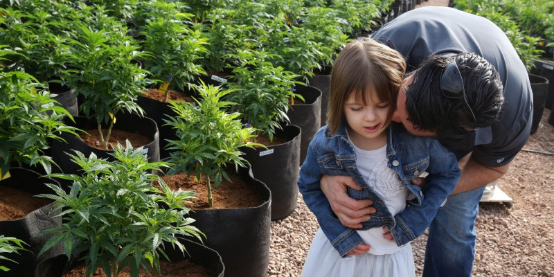 "25 Children to Test Cannabis Oil in Idaho Study; ""Big Pharma Cannabis Oil"""