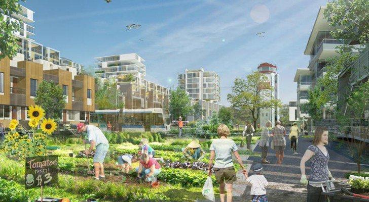 'Agrihoods' Provide Suburban Living Built Around Community Farms – Not Golf Courses