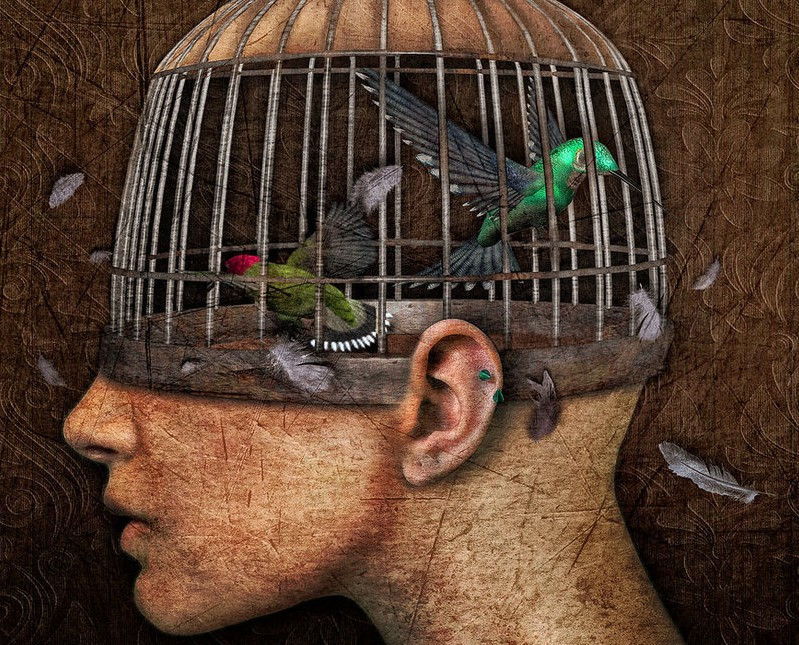 The Cheapest, Most Efficient Prison of All – Your Own Mind