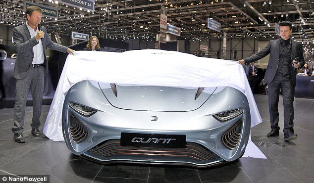 Salt-Water Powered Car Gets Approval In Europe – Yes It's Real