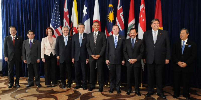 TPP Full Text Finally Released by New Zealand (Trans-Pacific Partnership)
