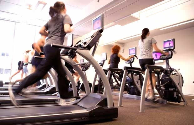 The Women's Section Of The Gym: Who Is It Really Helping?