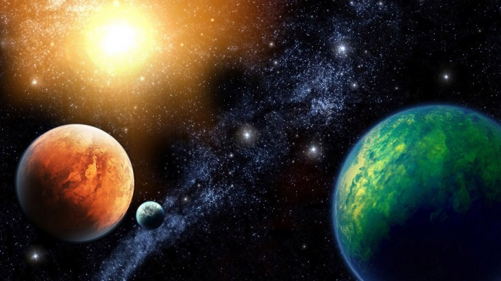 The Sounds of the Planets: Meditate to These
