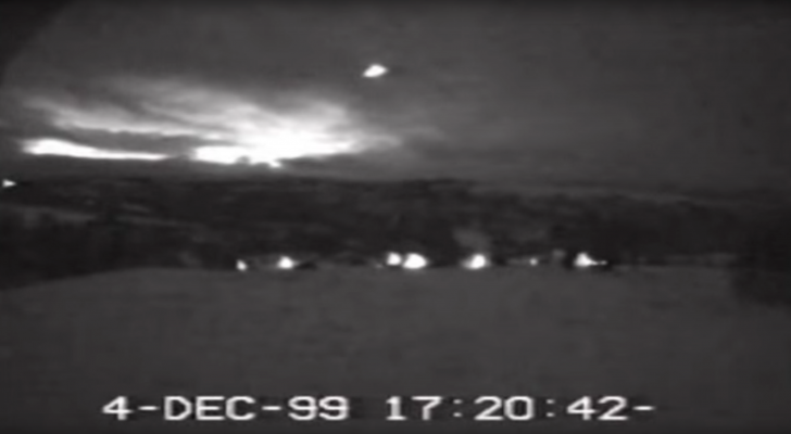 University Observatory Films A Real UFO: This Is What Some Of Them Actually Look Like