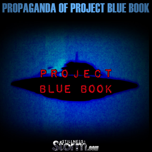 Propaganda of Project Blue Book   The Best Photos Of 'UFOs' We Found In The Newly-Released Project Blue Book Collection
