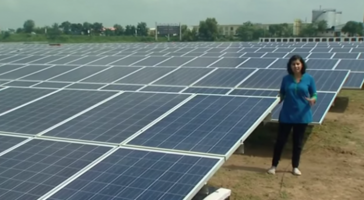Here's The World's First 100% Solar Powered Airport (Video)