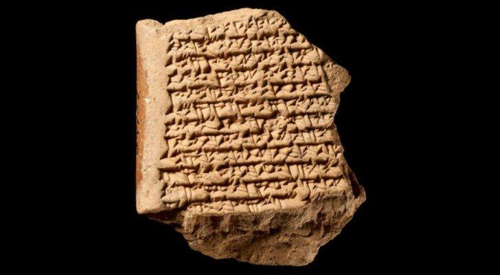 This Ancient Babylonian Map Of Jupiter Just Changed History