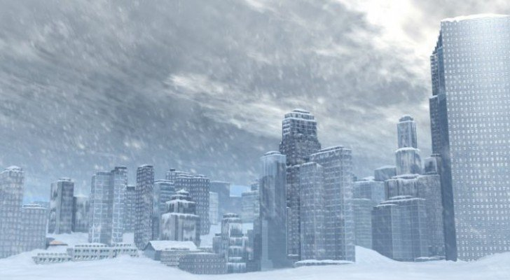 "Researchers Predict That A ""Mini Ice Age"" Is Coming Very Soon"