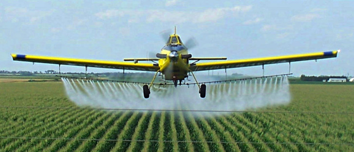 Roundup Herbicide Found In 75 Percent Of (Mississippi) Air & Rainfall Test Samples
