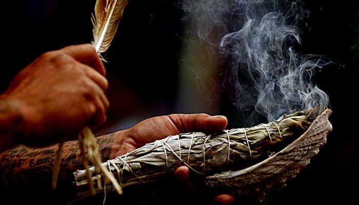 Study Reveals That 'Killer Germs' Annihilated By Medical Smoke (Smudging)