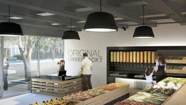 """Soon Germany Will Open Its First """"Zero-Waste"""" Supermarket"""