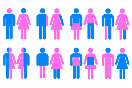 Dissolving the Notion of Gender as Binary