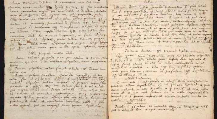 Isaac Newton's Lost Alchemy Recipe Discovered: Are 'Magic' & 'Superpowers' Just Science We Have Yet To Understand?