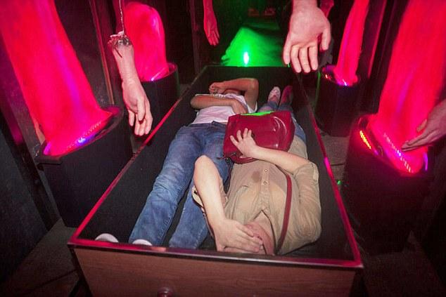 The Shanghai Death Simulator for Awakening
