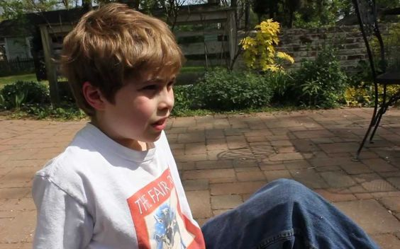 Unbelievable Video of a 9-Year-Old Boy Explaining the Meaning of Life