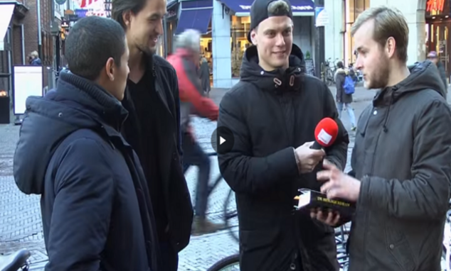 Two Guys Perform an Experiment in the Streets with Public, You Won't Believe What Happens