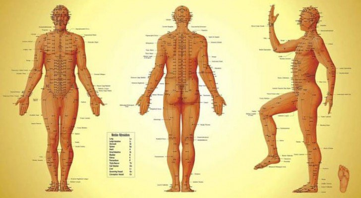 Science Is Finally Proving The Existence Of Meridian Points Throughout The Human Body