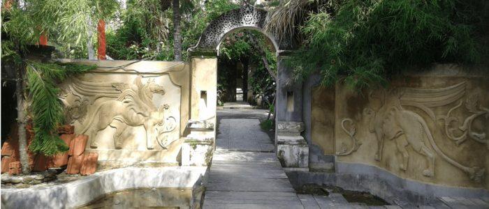 Agnihotra on Bali