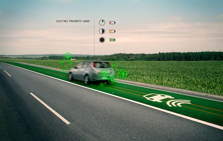 The UK Could Become The Second Country To Open A Wireless Electric Roadway: Here's How It Works
