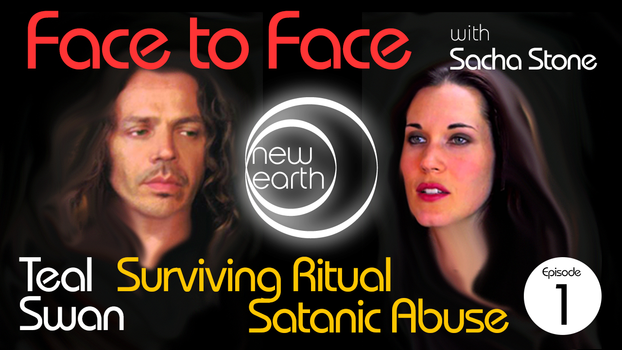 Sacha Stone & Teal Swan: Face-to-Face – Part 1
