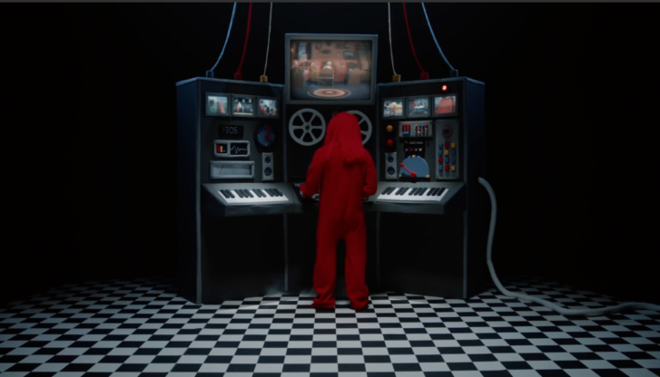Don't Hug Me I'm Scared: The Musical Dream-Machine