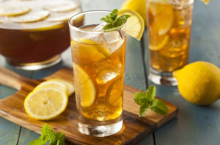 4 Refreshing Homemade Iced Teas That Will Quench Your Thirst This Summer