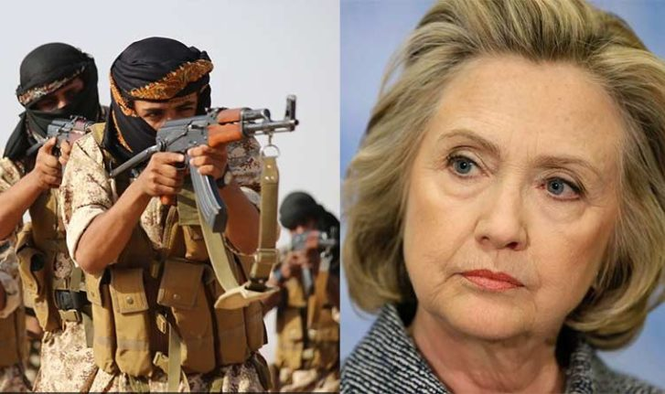 Wikileaks Exposes Hillary Clinton & Her Supporters Connection To Isis & 'The War On Terror'