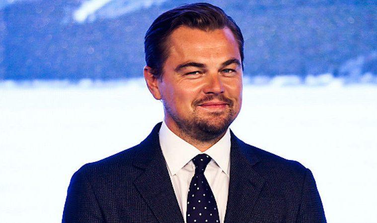 "Leonardo DiCaprio Calls For A ""Ban On Beef"""